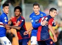 Primavera Sampdoria lanciata come i big. 7 - 3 al Genoa nel derby di Sestri Levante