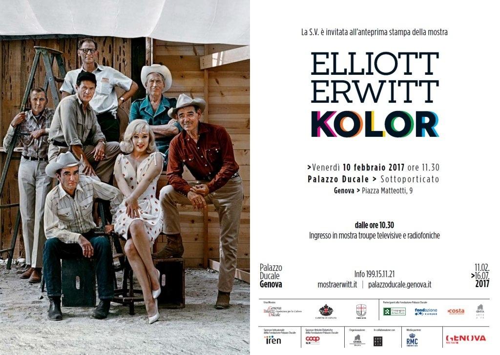 A palazzo ducale mostra fotografica elliott erwitt kolor for Elliott erwitt genova