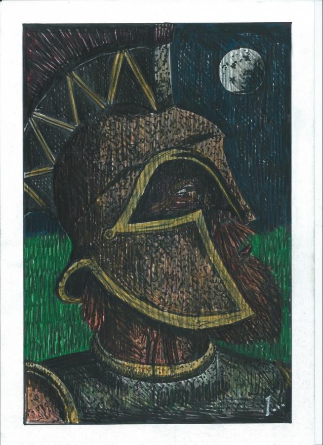 Oplita Greco e Breccia di Porta Pia, i disegni a soggetto libero di Belansky