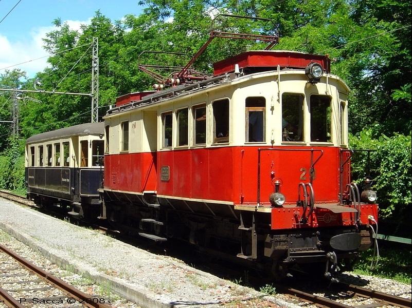 La ferrovia Genova-Casella attraverso le valli Bisagno Polcevera e Scrivia, fascino