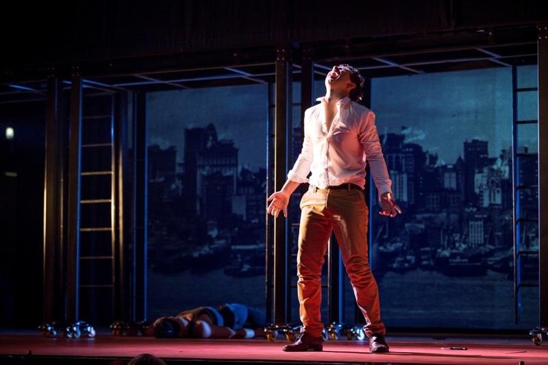 West side story al Teatro Carlo Felice un. Musical in due atti su l'idea di J. Robbins