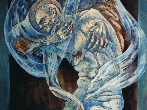 Prosegue la mostra di Raimondo La Magna un anno dalla morte, al Ducale sala Liguria