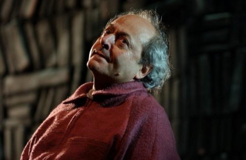 Al Duse L'Esecuzione di e con V. Franceschi. Teatro Stabile di Genova e Emilia Romagna