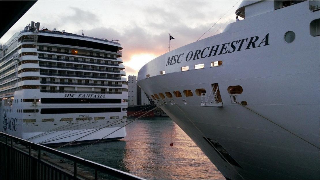 Fincantieri annuncia un accordo con Msc per la costruzione di due navi SeasideEvo