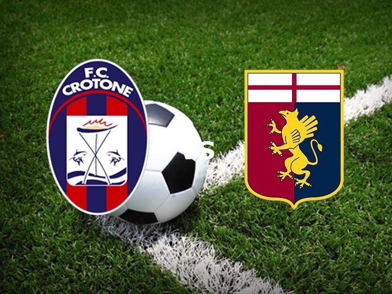 Domenica da 6 punti per Genoa e Samp. Il Crotone e la Juventus ne fanno le spese