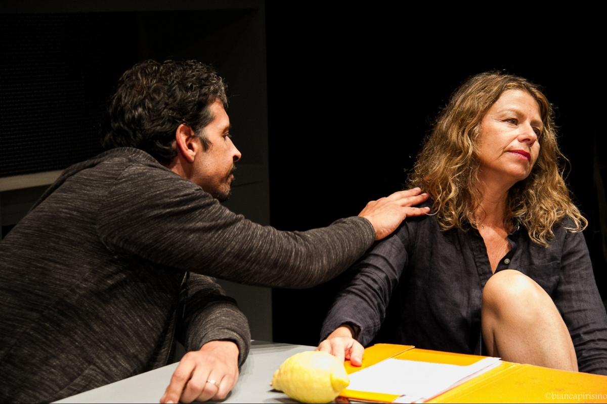 Amanda Sandrelli è protagonista al Duse in Vivo in una Giungla dormo sulle spine