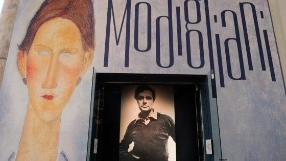 Mostra Modigliani, comunicato di. Palazzo Ducale e Ass. Consumatori