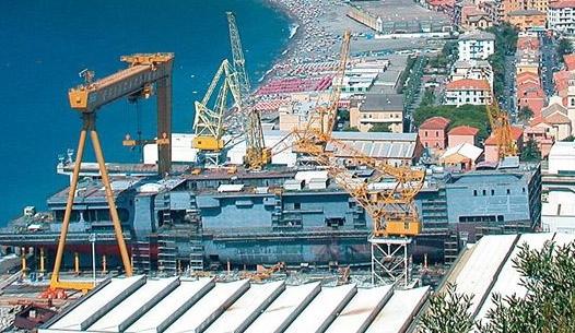 Protocollo di politica attiva per occupazione firmato tra Fincantieri, Regione e Sindacati