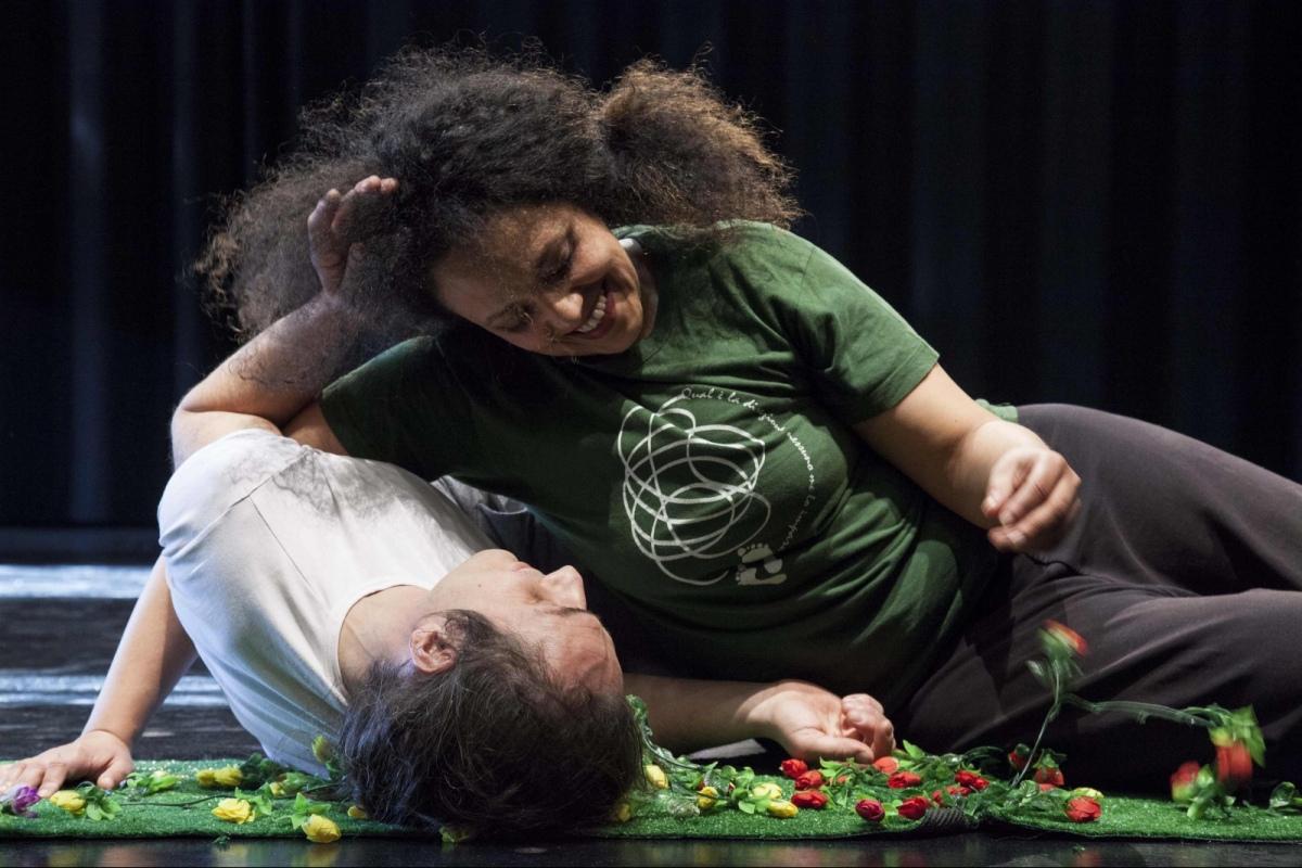 Al Teatro della Tosse Bad Lambs. è il balletto su cadute e resilienza