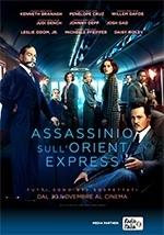 Assassinio sull'Orient Express, il film rivisita A. Christie in chiave moderna