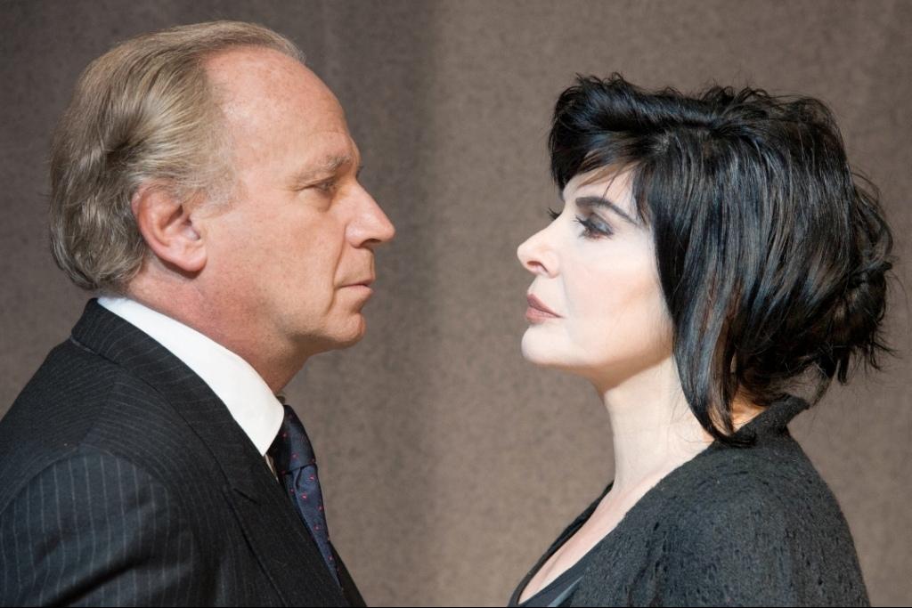 Filumena Marturano, di Eduardo De Filippo diretto da Liliana Cavani al Teatro della Corte