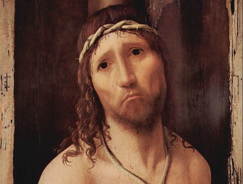 L'Ecce homo di Antonello da Messina nelle rotte artistiche del Mediterraneo