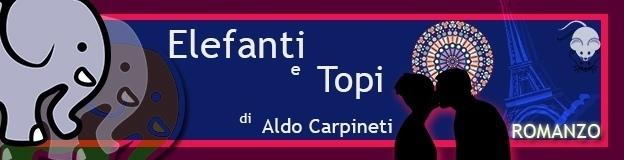 Quattro romanzi brevi di Aldo Carpineti sono leggibili in altrettanti Blog allegati