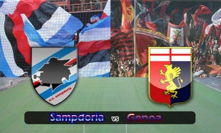 Divisione della posta senza acuti tra Sampdoria e Genoa nel derby