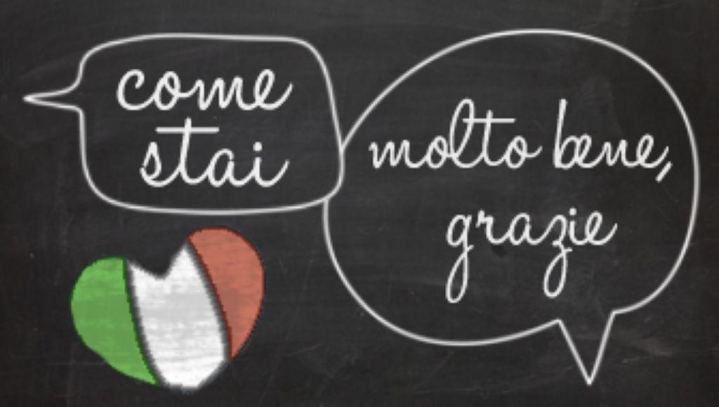 Lezioni di Italiano per Stranieri a beneficio migranti come in ambito lavoro e business
