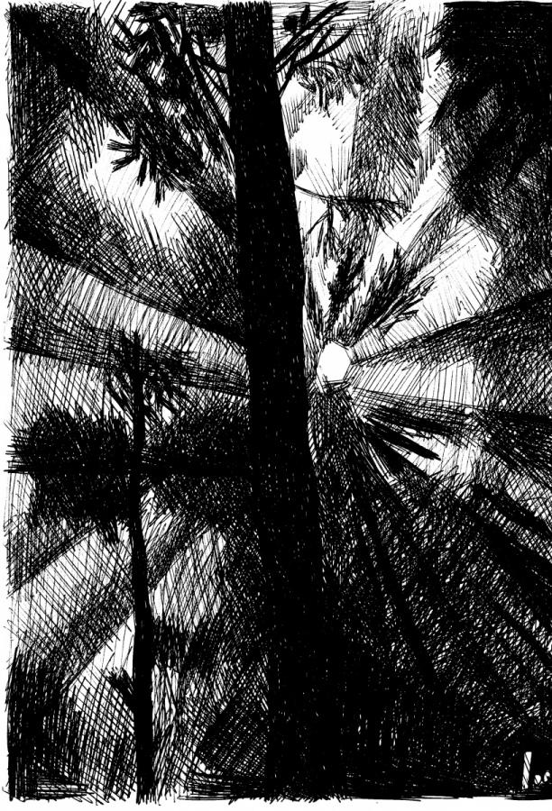 Riproponiamo uno fra i disegni più interessanti del noto Igor Belansky