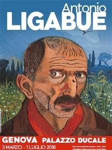 Antonio Ligabue a Palazzo Ducale fino al. 1° di luglio un singolare universo creativo