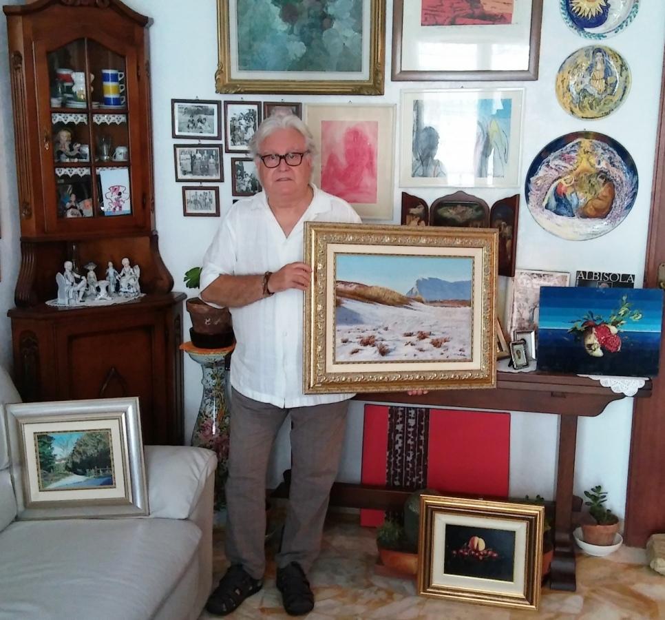 Carlo Calvi al «Divin Bacco.it» di Bubbio. «La Casa delle Arti» si afferma in Piemonte