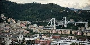 Ponte Morandi: Genova in lutto