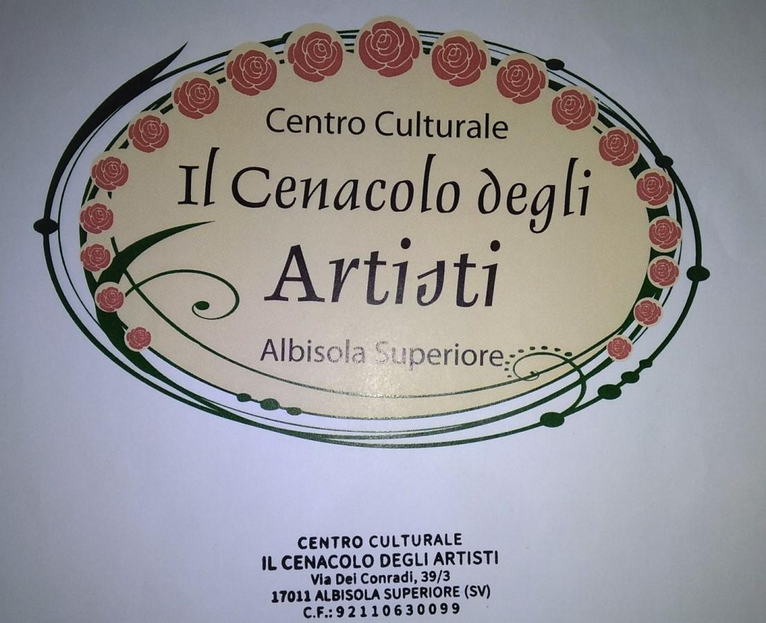 «Il Cenacolo degli Artisti» di Albisola Superiore. Attestati di Denice, logo, cariche e iscrizioni
