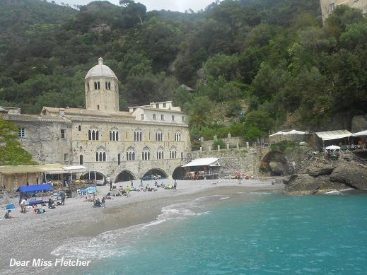 In battello partendo da Genova, a Nervi. Camogli San Fruttuoso Portofino, orari