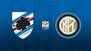 La Samp è forte ma l'Inter di più il goal dei nerazzurri arriva al 94°