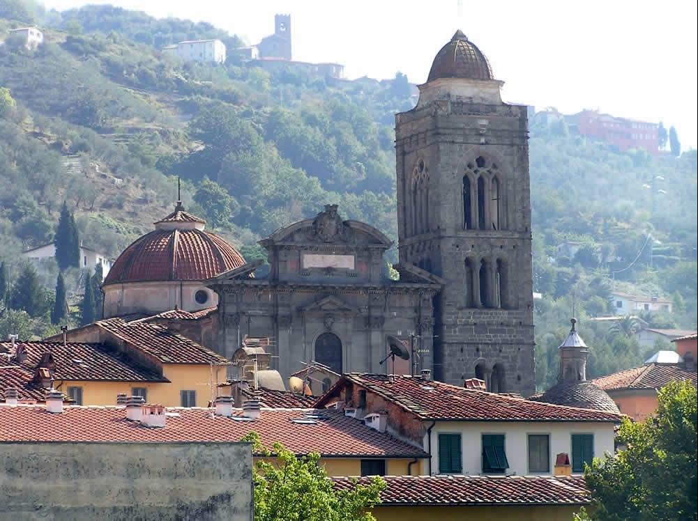 Che cosa si può fare domenica? visita a Pescia in Toscana, nella Valdinievole