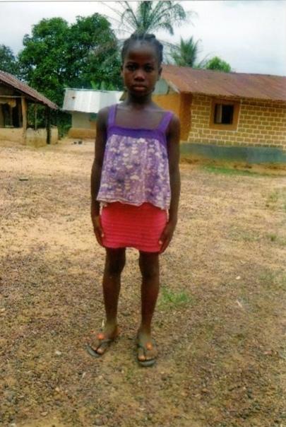 Adozione a distanza in Liberia, una bimba può vivere meglio grazie a 25 euro al mese