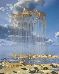 Un eclettico artista crea un'arte in 3D