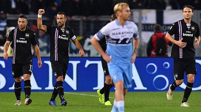 La Samp non si arrende mai prova di carattere nella capitale versus la Lazio