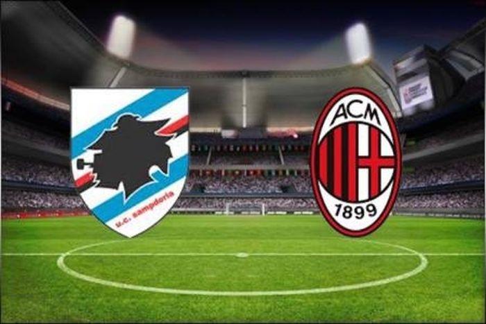 Il Milan passa il turno (0-2) dopo i tempi supplementari, Samp fuori dalla Coppa Italia