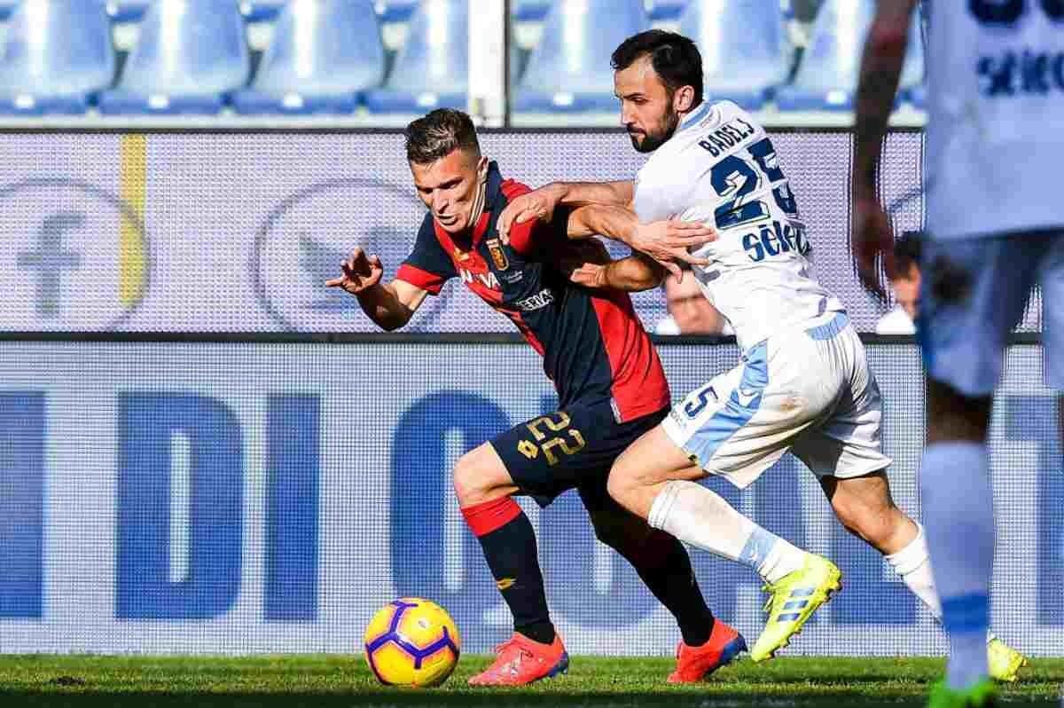 Genoa in ottima salute vince a Marassi. Sampdoria in discesa libera con l'Inter