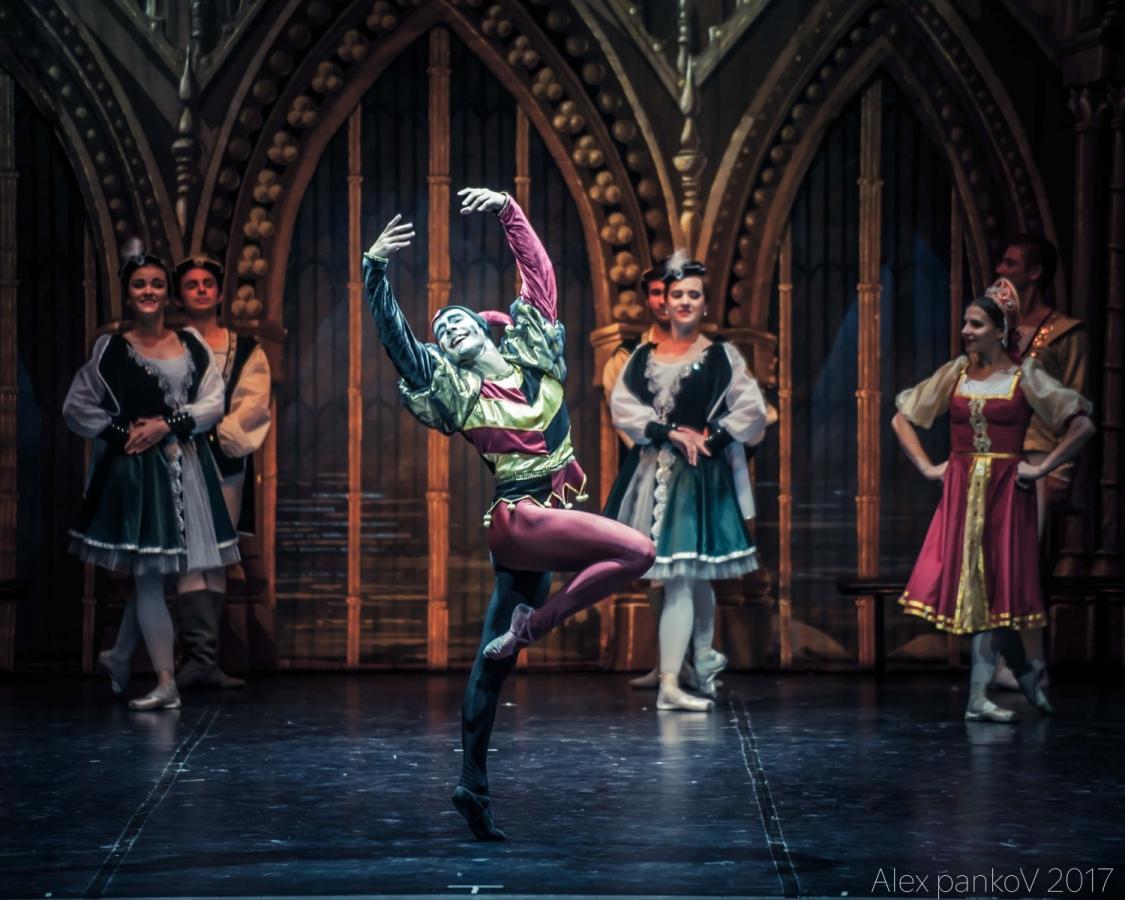 Russian Stars della danza alla Corte. Con Il lago dei Cigni di Liudmila Titova
