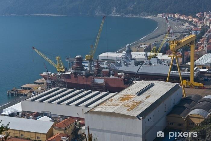 Lettera Fincantieri, bilancio consolidato 2018. La società di Trieste con sede qui in via Cipro