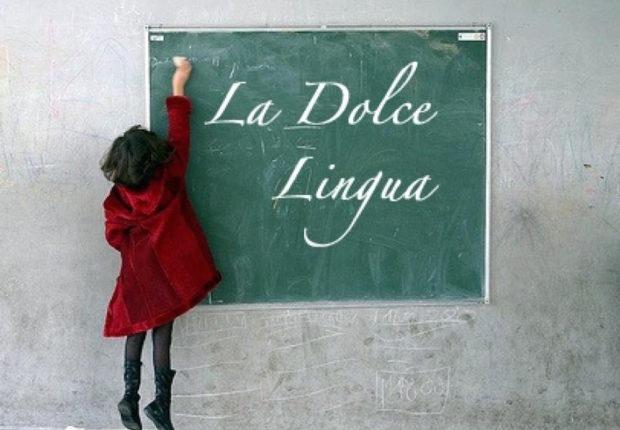 La lingua italiana, quarta nel mondo ad essere studiata, supera il francese ed il tedesco