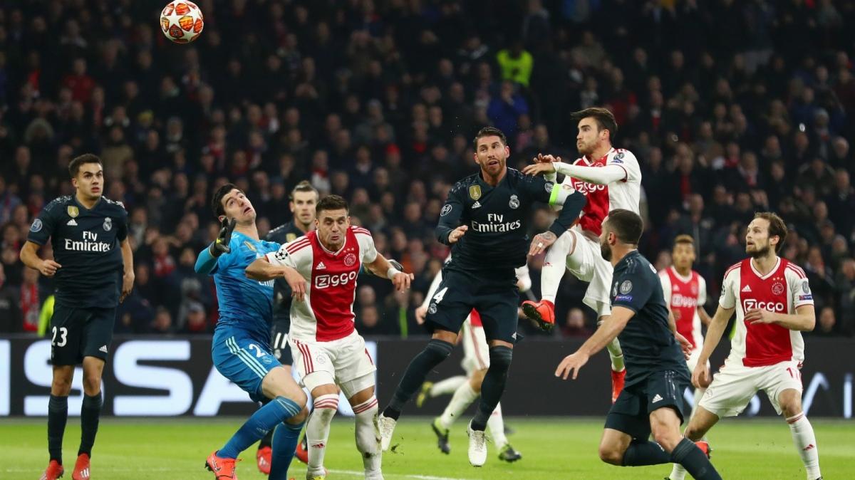 Tottenham e Real Madrid prevalgono sull'Ajax e il Borussia di Dortmund