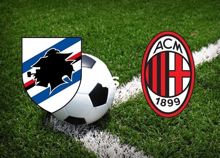 La Samp supera il Milan con un goal segnato al primo minuto, è carattere