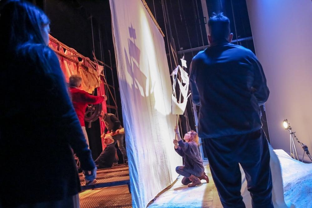 Il teatro è libertà, questo il messaggio dell'Isola dei Sogni degli Scatenati