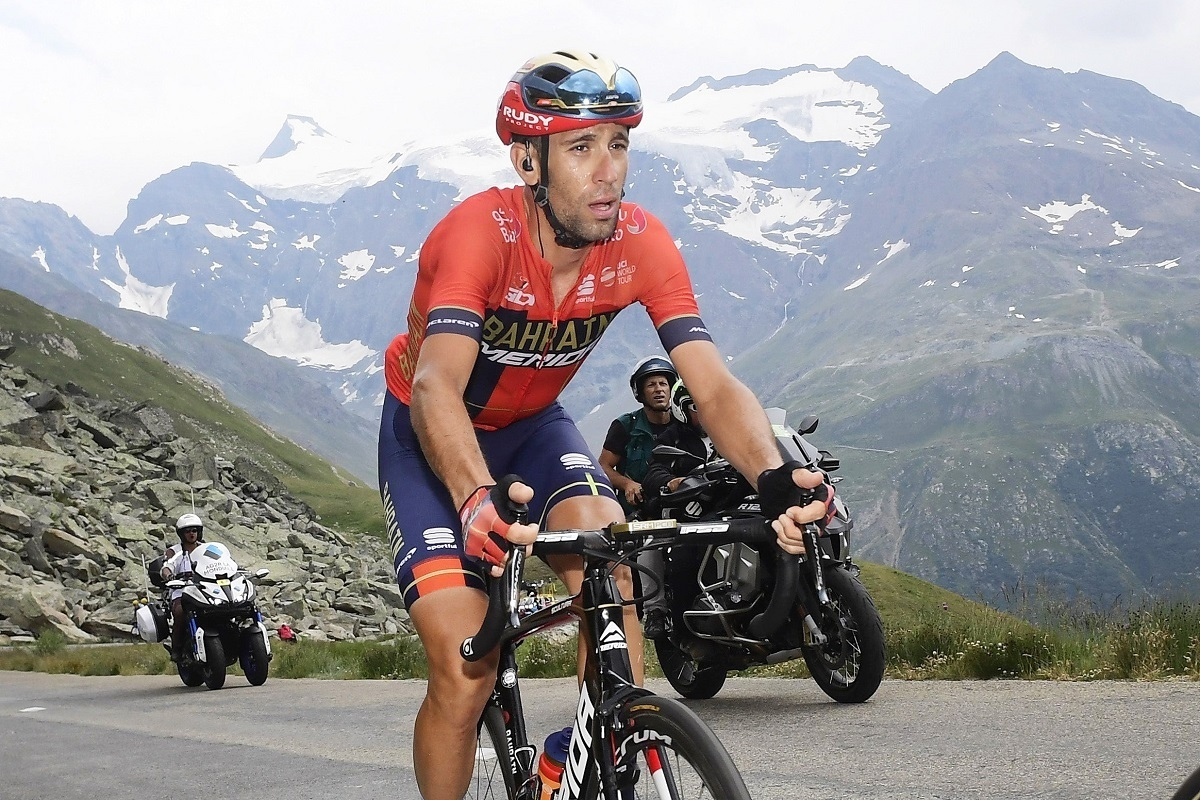 Tour de France, Vincenzo Nibali primo a Val Thorens, Bernal guida la classifica
