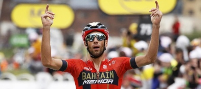 Tour de France, Vincenzo Nibali primo a Val Thorens, Bernal guida la classifica