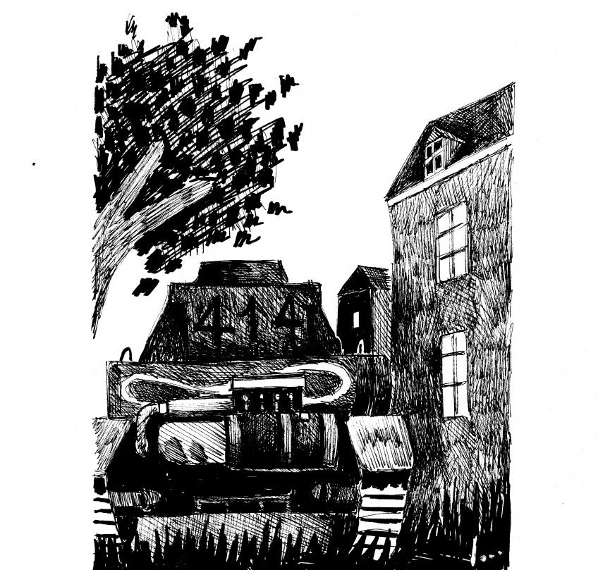 Testo e disegni di Igor Belansky, Wehrmacht. L'esercito tedesco della 2° Guerra Mondiale