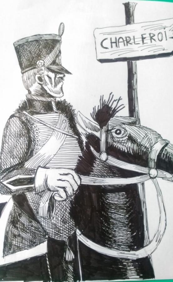 Igor Belansky maestro di Storia ci fa rivivere le vicende napoleoniche
