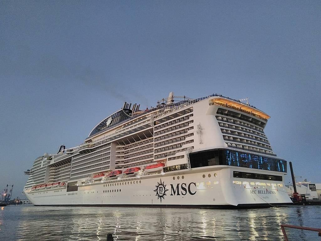 La Msc metterebbe a disposizione un traghetto ed una nave crociera