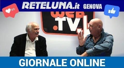 Riproponiamo l'intervista di 2 anni fa con Stefano Mentil per Liguria Web Tv