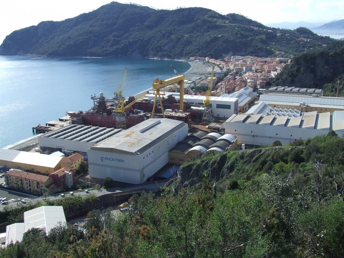 Cantieri Navali Riuniti e Fincantieri. Esperienza di lavoro e Scuola di vita