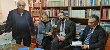 Per la occasione dell'uscita del libro di. Stefano Termanini sul Ponte S. Giorgio